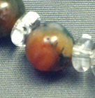 モスアゲート 水晶